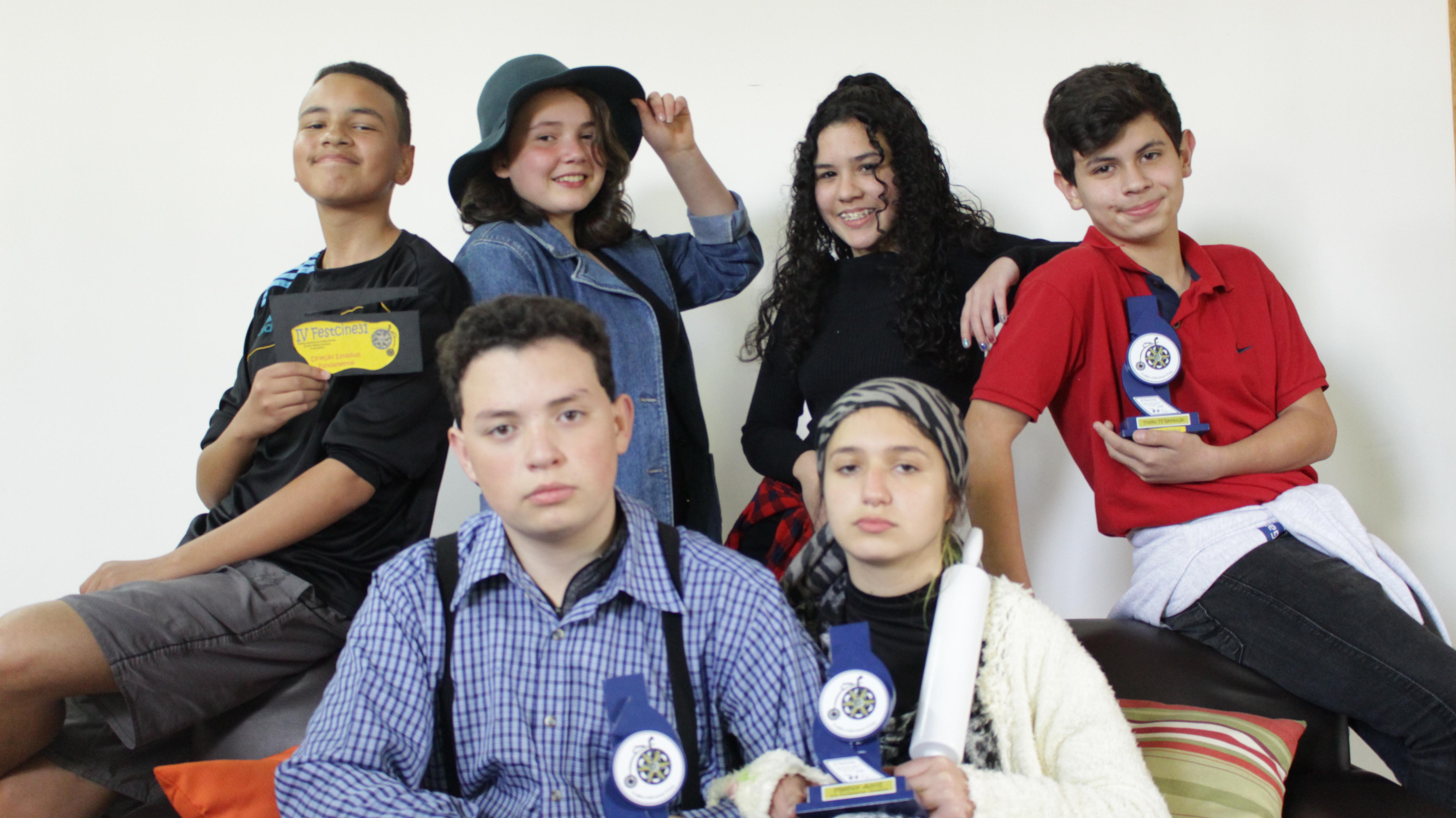 Educavídeo conquista 12 prêmios no ano